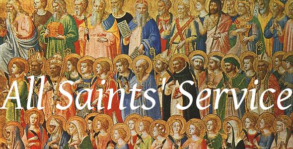 All Saints' Sunday