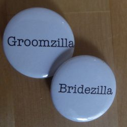 Bridezilla and Groomzilla