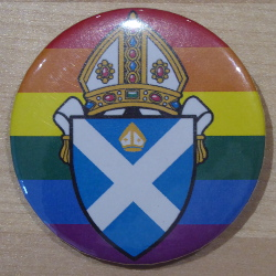 Diocesan Rainbow - Edinburgh