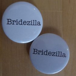 Pair of Bridezilla