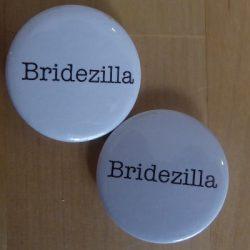 Pair of Bridezilla
