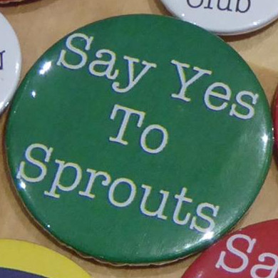 Say Yes to Sprouts
