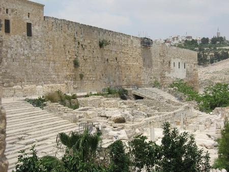 Southern Steps - Jerusalem
