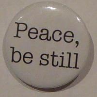 Peace, be still 200x200