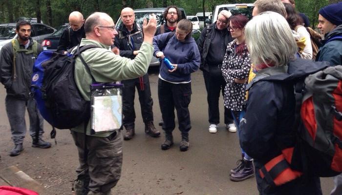 Pilgrimage up Ben Lomond