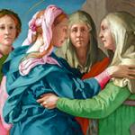 The Visitation by Pontormo