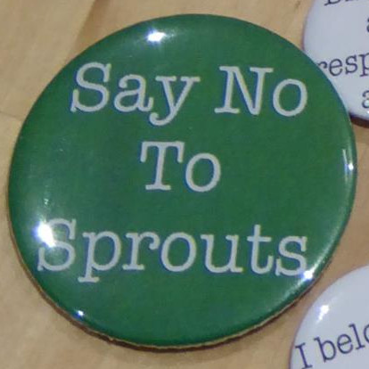 Say No to Sprouts