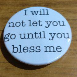not let go badge