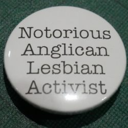Notorious Anglican Lesbian Activist