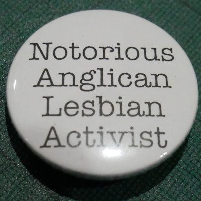 Notorious Anglican Lesbian Activist
