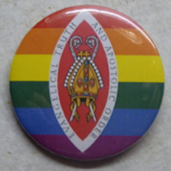 Evangelical Truth and Apostolic Order Badge